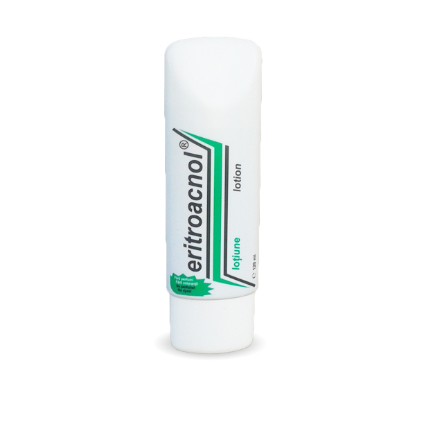 ERITROACNOL Lotion 120 ml