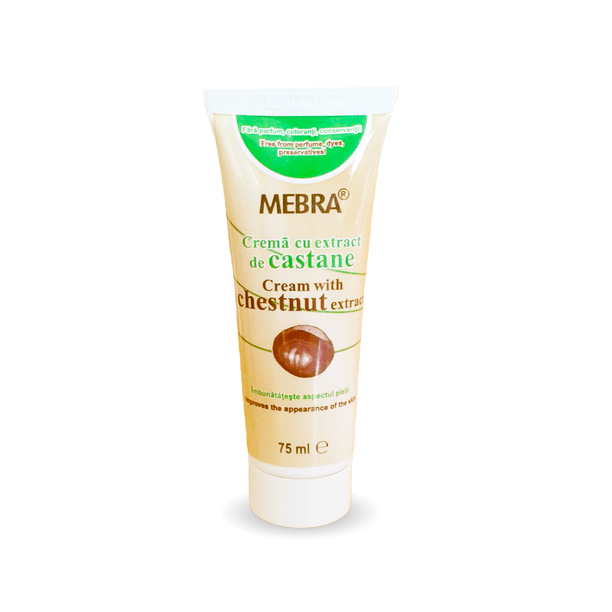 MEBRA Cream with chestnut extract 75ml